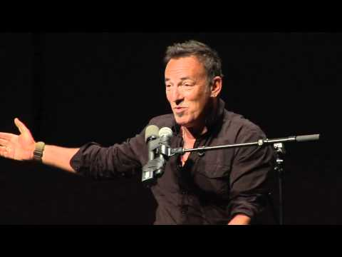 Bruce Springsteen & Ed Norton - TIFF Mavericks
