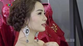 Thời trang Phong Cách Trẻ _ Bộ sưu tập Áo cưới Thương Hiệu Tài Nguyễn _ VTV9