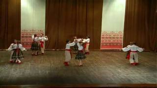 """Vesnianka"" - Folk dance group (Ukraine/Khmelnitsky)"