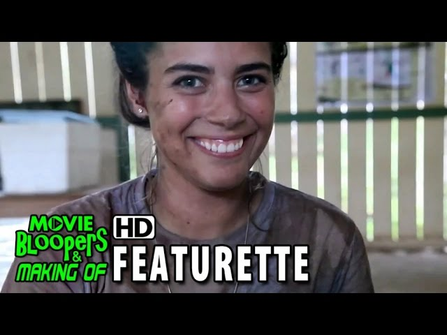 The Green Inferno (2015) Featurette - Lorenza Izzo