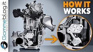 2018 INFINITI Variable Compression Turbo Engine   HOW IT WORKS - 2019 Infiniti QX50