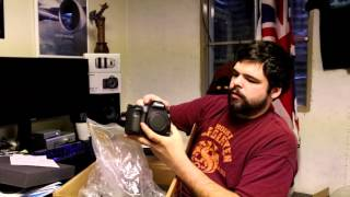Deltrus Unboxes Canon 5D Mark III and 70 200 f2 8 L IS II USM rentals!