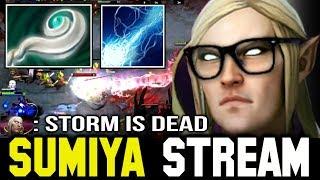 Even Storm Spirit Can't Escape | Sumiya Invoker Stream Moment #140