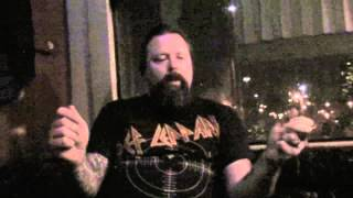IN FLAMES (PETER IWERS) Interview