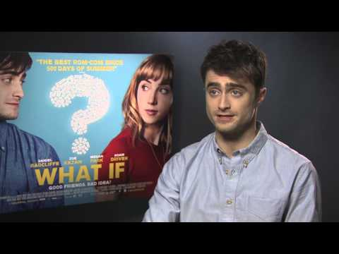Daniel Radcliffe Interview - What If