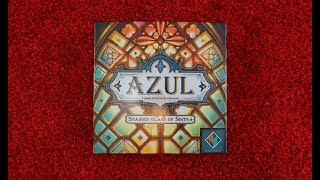 Azul Stained Glass of Sintra - Applied Mechanics with Nettersplays