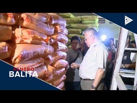 Ilang warehouses ng bigas sa Bulacan, ininspeksyon thumbnail