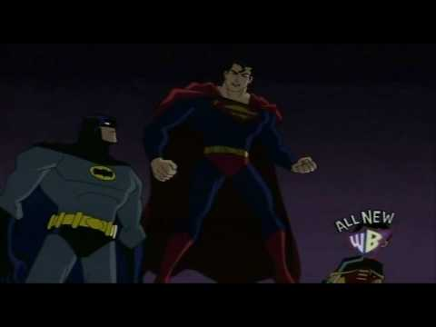 SUPERMAN, Batman and Robin vs. Lex Luthor (FULL FIGHT!)