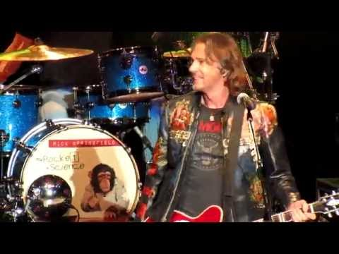 Rick Springfield I've Done Everything For You/Affair Of The Heart Greek Live 2016