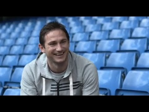 Football Focus With 'Chelsea Legend' Frank Lampard