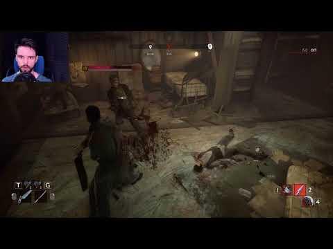 Vampyr | Обзор игры 🔥 играем в Vampyr (она же Вампир) ► Прохождение 5