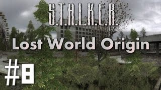 Прохождение S.T.A.L.K.E.R. - Lost World Origin - #8 - X-10 и документы