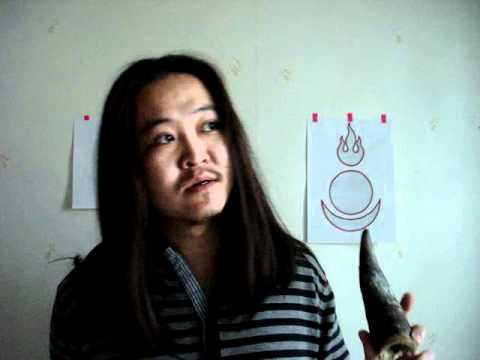 Khalkha Mongolian goddess of art part 1 : EVER