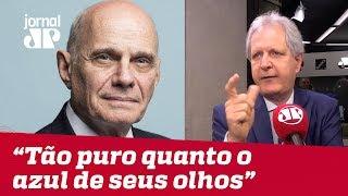 Boechat era tão puro quanto o azul de seus olhos | Augusto Nunes