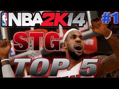NBA 2k14 Next Gen Top 5 Plays Of The Week! - Episode 1 | CRAZY DUNKS!