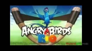 Cancion de Angry Birds rio