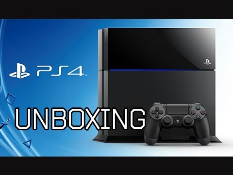 Playstation 4 Unboxing + First Impressions Review by Tetra Ninja PS4