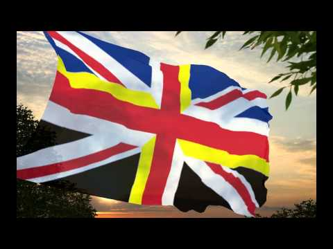 New Union Flag including Wales (and Cornwall)