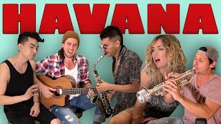 Download Lagu Havana - Walk off the Earth (Ft. Jocelyn Alice, KRNFX, Sexy Sax Man) Camila Cabello Cover Gratis STAFABAND