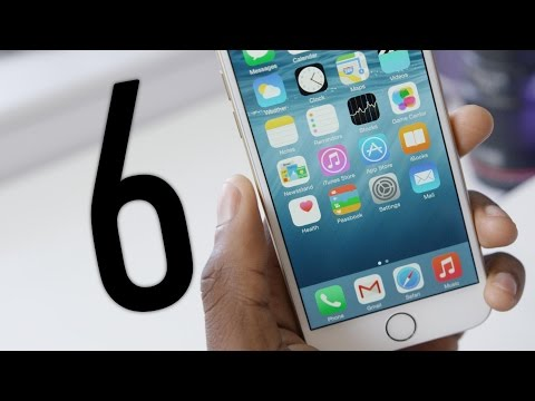 Apple iPhone 6 Review! (6)