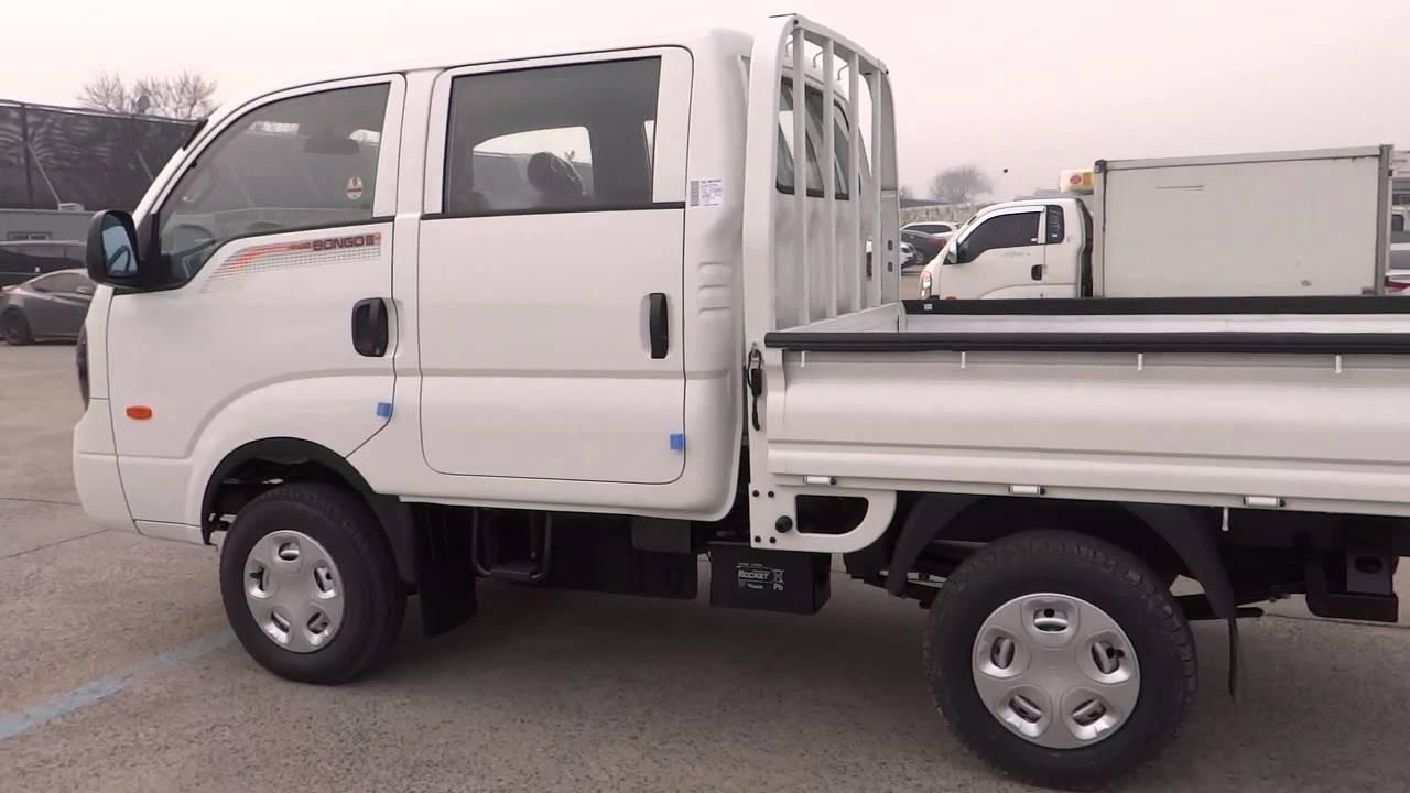 korean used car 2013 kia bongo iii truck double cab 4wd unionglobal 005 youtube. Black Bedroom Furniture Sets. Home Design Ideas