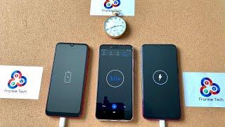Redmi Note 7 vs Oppo K1 - Razer Quick Charge 4 Test!