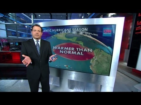 Slow Start to Atlantic Hurricane Season
