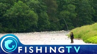 Salmon Fishing Kincardine Salmon Fishery - Fishing TV