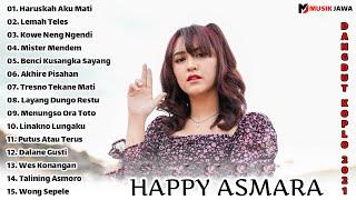 Download lagu HAPPY ASMARA - Haruskah Aku Mati [ Full Album ] Dangdut Koplo Paling Dicari 2021