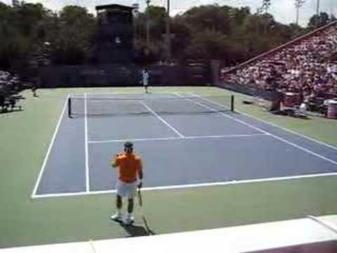 Arnaud Clement vs. Ivo Karlovic Video