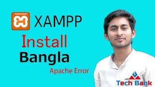 How to download and install XAMPP Windows 7 Bangla Tutorial 2019