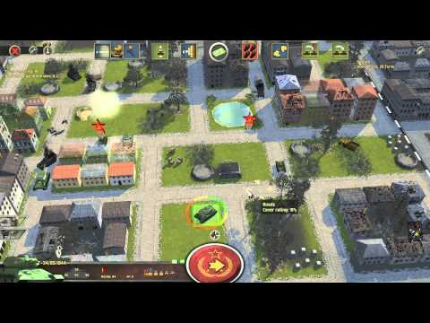 Battle Academy 2: Eastern Front Gameplay Review