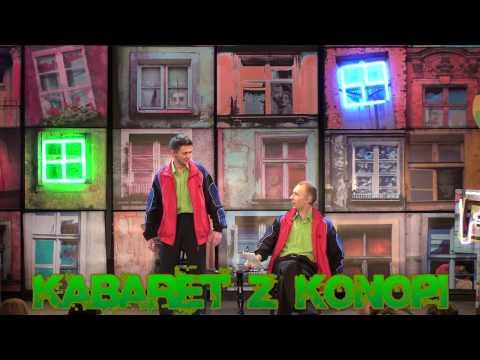 Kabaret z Konopi - Improwizacja w restauracji...