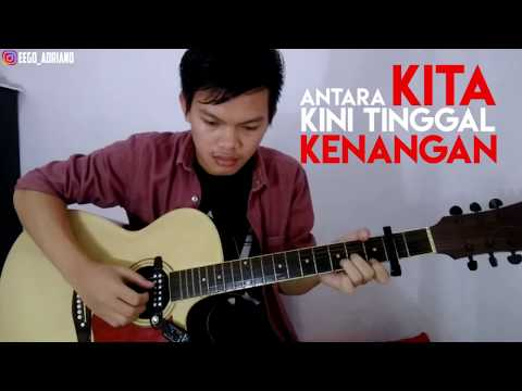 Cover Gitar Gaby - Tinggal Kenangan (Fingerstyle guitar) Aranged By Nathan Fingerstyle