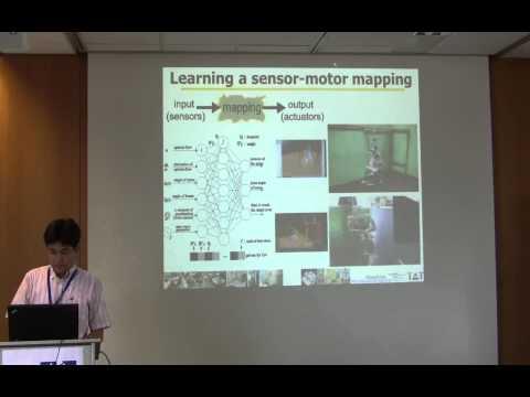 Ikuo Mizuuchi: Presentation on Biologically-inspired musculoskeletal humanoids