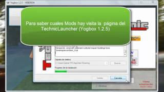 Descarga Mods Yogbox 1.2.5 Minecraft pirata