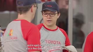 Conheça o TPS: Sistema Toyota de Produção