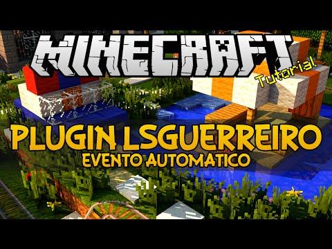 Plugin LsGuerreiro - Evento automatico Minecraft