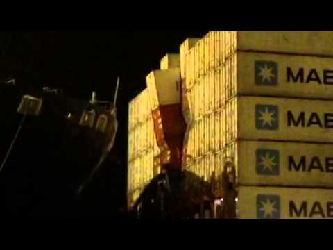 Port of Beirut accident 10-2-2014