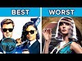 Top 10 Best and Worst Things About Men in Black: International