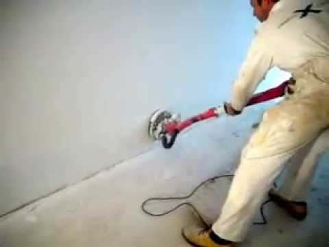 Lijadora de pared burley tools youtube - Lijadoras para paredes ...