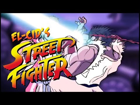 Newgrounds Street Fighter