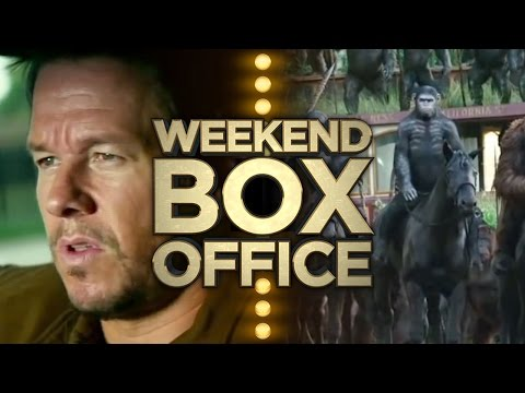 Weekend Box Office - July 11 - 13, 2014 - Studio Earnings Report Hd video
