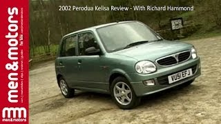 2002 Perodua Kelisa Review - With Richard Hammond
