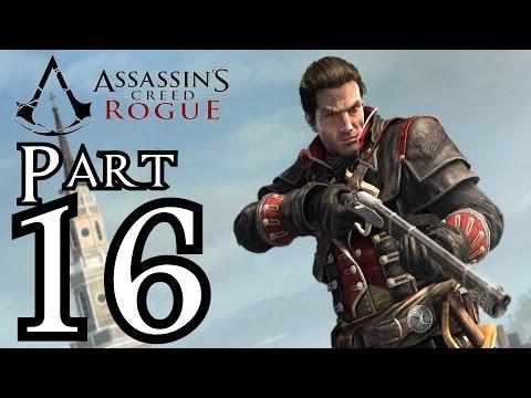 ► Assassin's Creed : Rogue | #16 | Zbroj devíti pér! | CZ Lets Play / Gameplay [1080p] [PC]