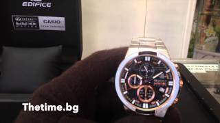 Часовници Casio EFR-544RB-1AER