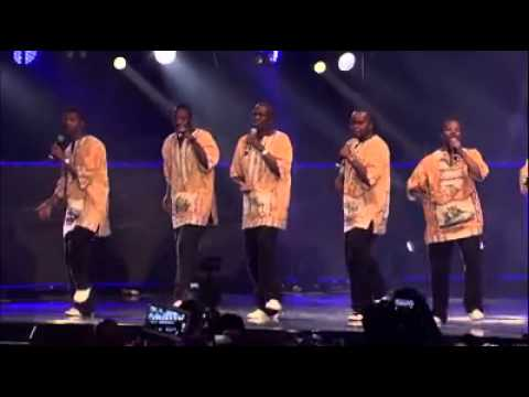 Ladysmith Black Mambazo @ The Mama