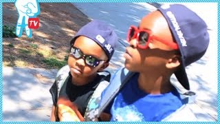 Back to School Survival Guide with Zay Zay and Jojo - Crazy I Say Ep 62