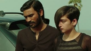 Dhanush is in love with his co-star Akshara Haasan
