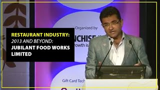 Restaurant Industry   2013 and Beyond